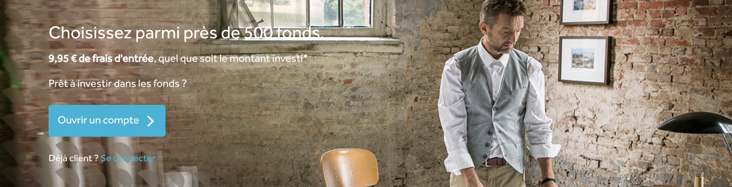 Keytrade fonds d'investissement
