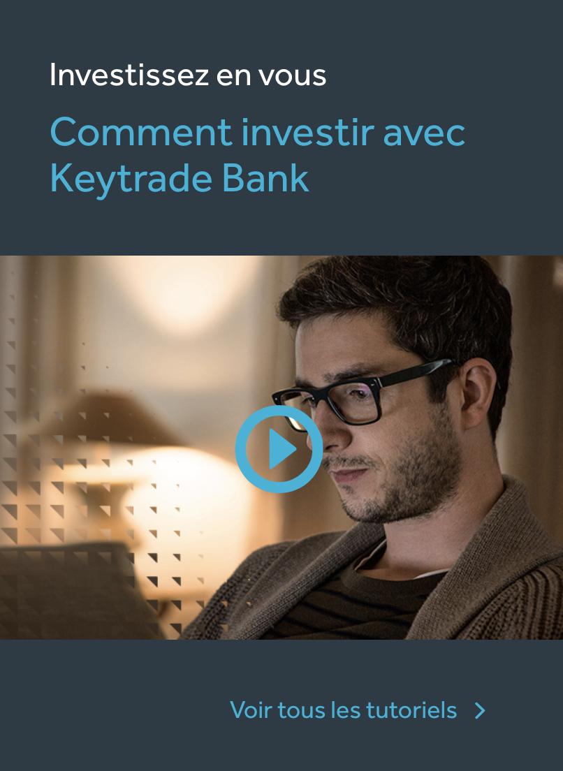 Keytrade investissement