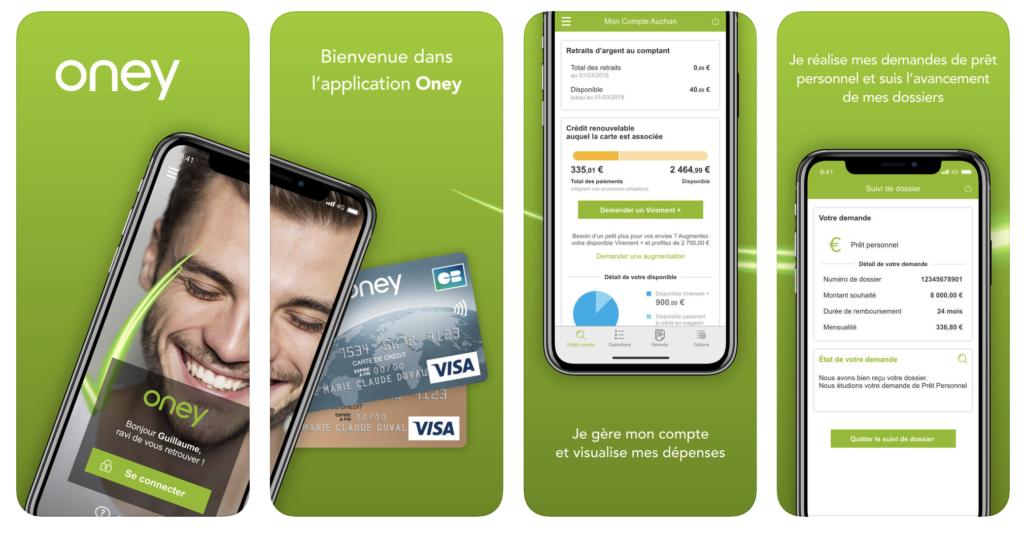 Carte Auchan Oney Ou Lutiliser.Oney Banque En Ligne Bonus Avis Wannawin